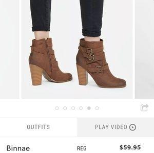 Binnae Booties